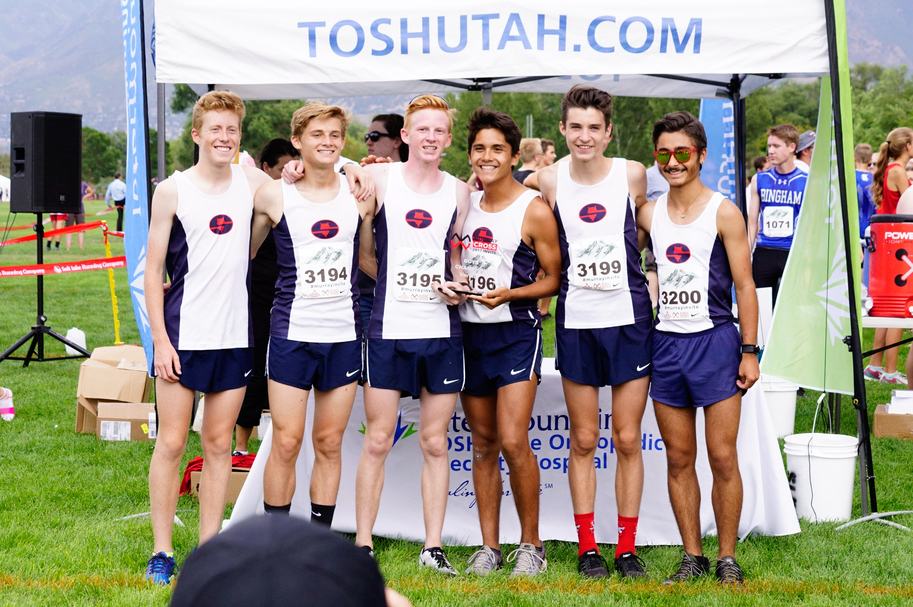 Boys Seeded Team Awards